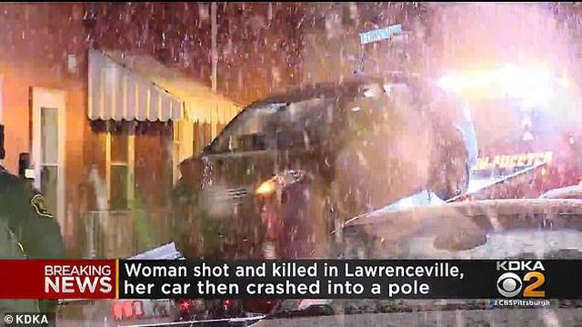 Shocking / The young man shoots his pregnant girlfriend to death: The child is