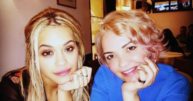 Rita ora suffers a sudden incident, her mother gives her typical Albanian