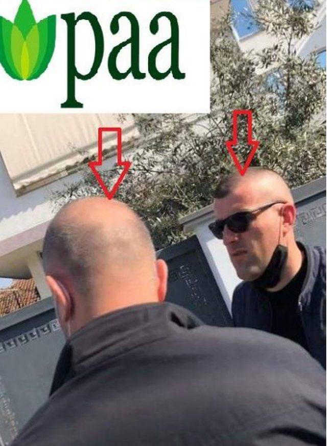 """""""Shoqëruesit e ministres Gjonaj kapen me 'presh në"""