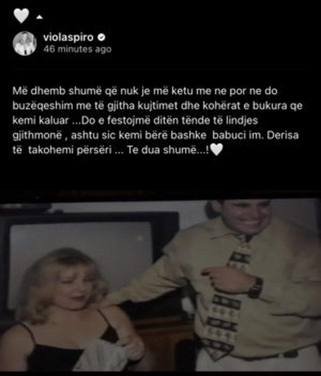 COVID-19 i mori parakohe nga jeta babain, moderatorja e njohur shqiptare