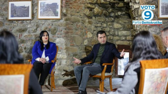 Basha warns Rama from Elbasan: My message is very simple and clear!