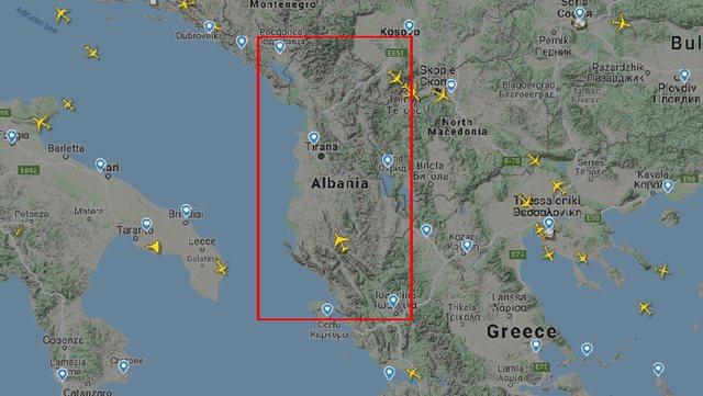 Zhbllokohet Aeroporti i Rinasit, Eurocontrol bën lëvizjen e