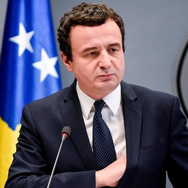 """He is incorruptible and tireless"", Albin Kurti campaign in Albania:"