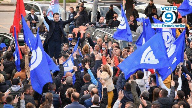 'Zgjedhjet nuk bëhen për partitë, por për