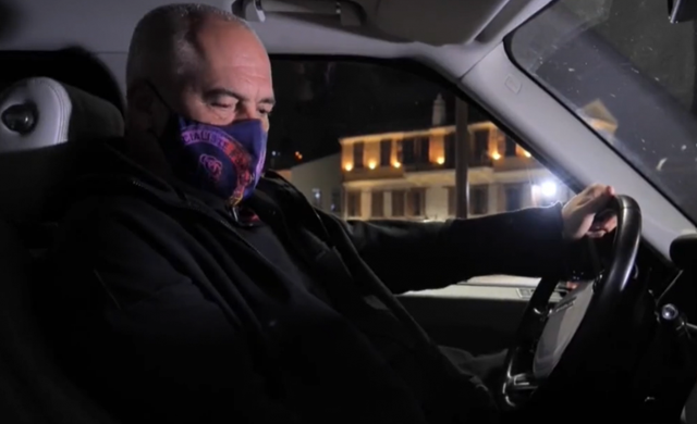 Prime Minister Rama is stopped by the police in Vlora, the officer is surprised