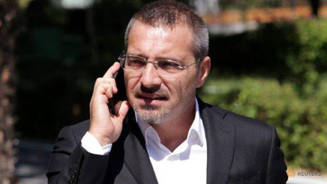 VIDEO/ Festë në familjen e Saimir Tahirit, ish-ministri i Ramës