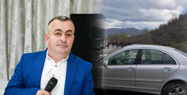 Aksidenti në Përrenjas, plagoset këngëtari i njohur i