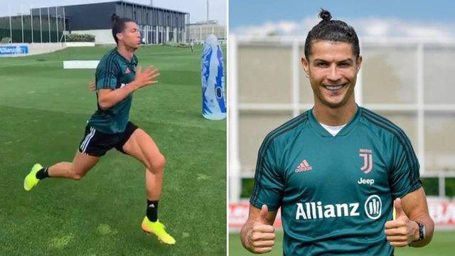 Juventus merr lajmin e mirë/ Ronaldo lë karantinën dhe do