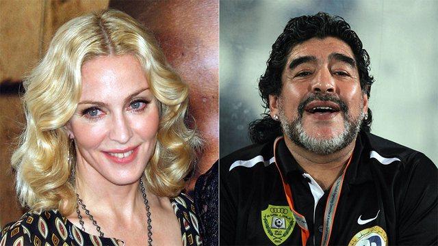 Vdiq Madona, apo Maradona? Në këtë shtet po ndodh lëmshi i