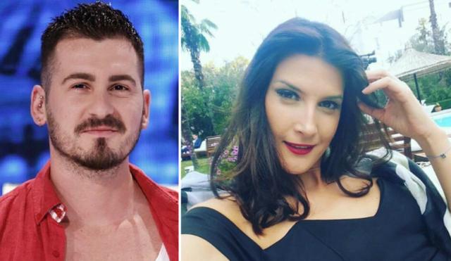 """""""Më uroi i gjithë pallati"""", këngëtarja shqiptare"""