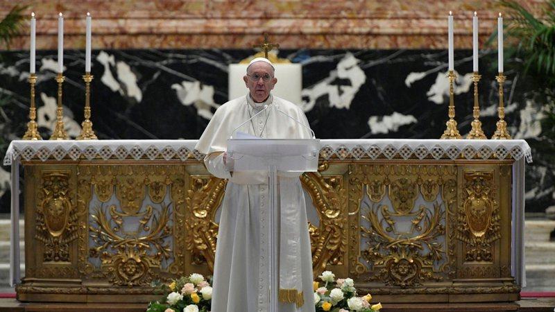 Papa Françesku del me mesazhin e rëndësishëm për