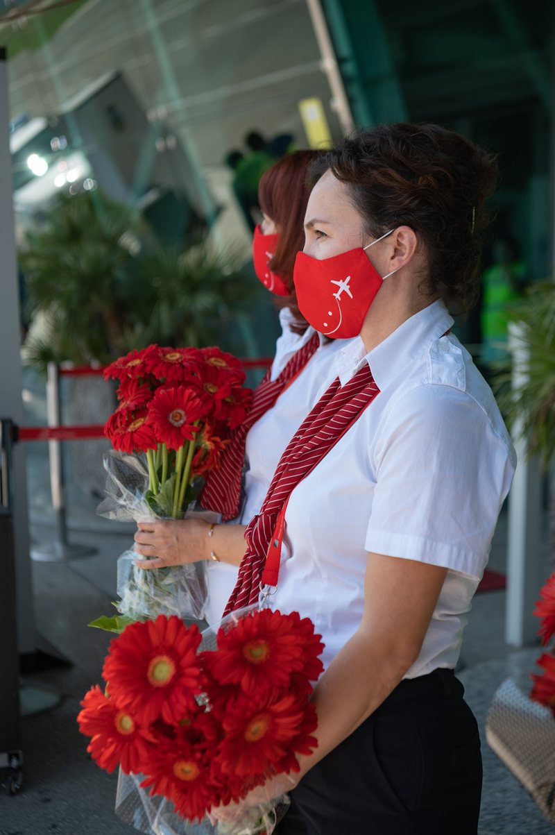 Aeroporti i Tiranës del me njoftimin zyrtar dhe konfirmon lajmin e hidhur