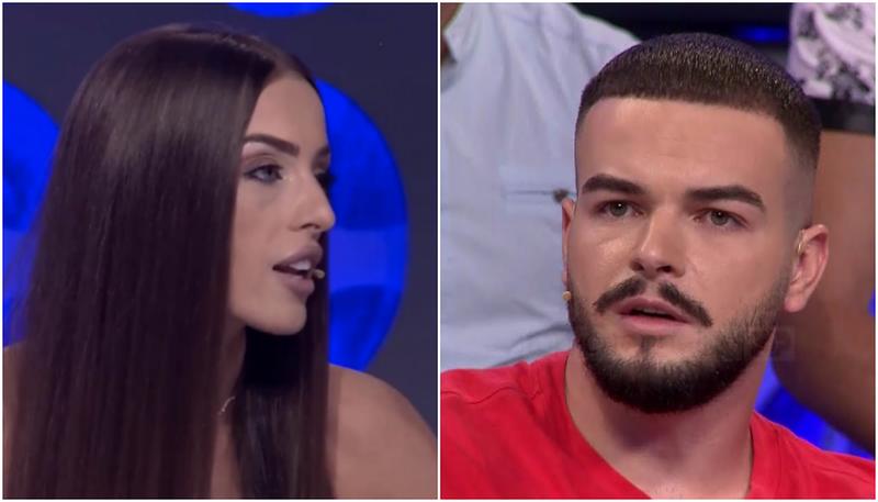 Konkurrentja në Top Channel revoltohet pas takimit të Fatjonit me
