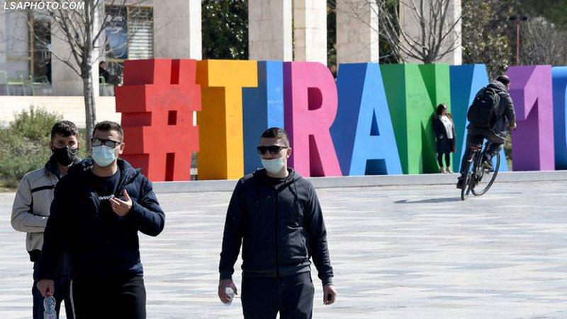 Numërohen 12 vatra infeksioni në Tiranë, mësoni emrat e