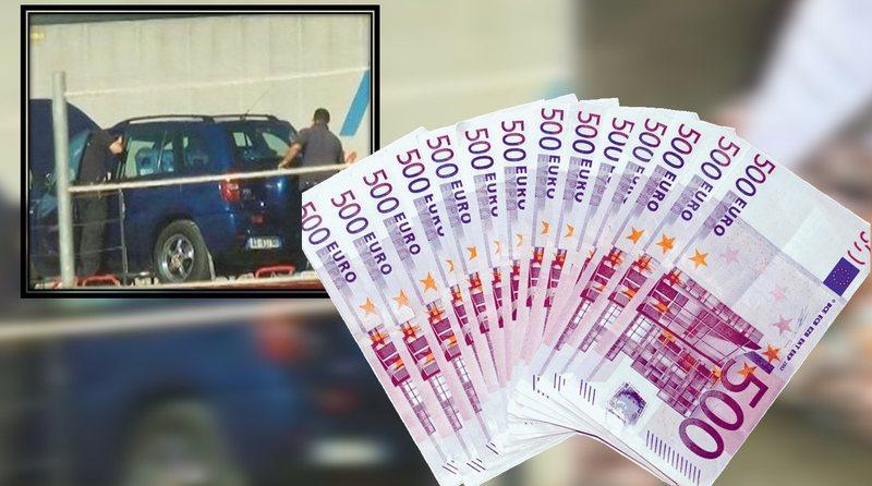 """Sekuestrimi i 3.4 milionë eurove në """"Toyota Yaris"""","""