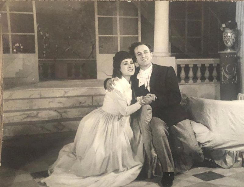 """La Traviata"" më 1956, TOB: Një tregues i"
