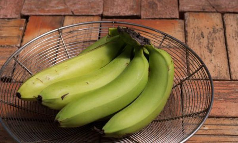 Ju duhet në dispozicion vetëm 30 sekonda, nga banania e papjekur mund