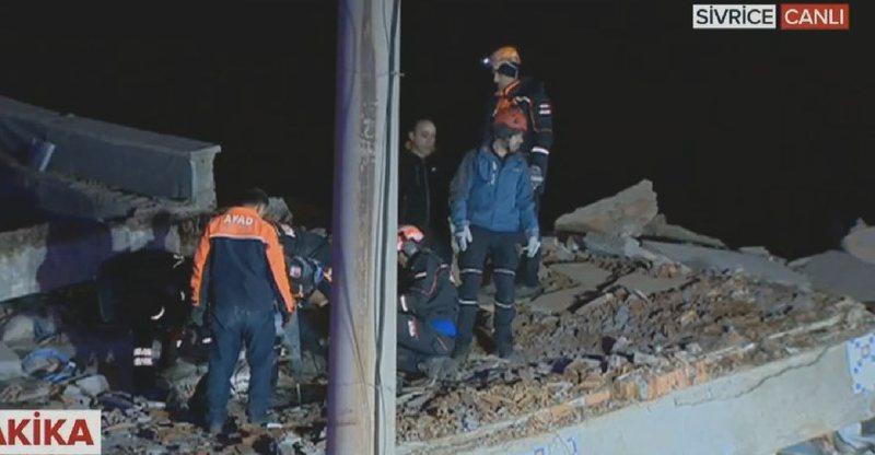 Pamjet tragjike nga tërmeti që po thyejnë rrjetin/ I zuri banesa