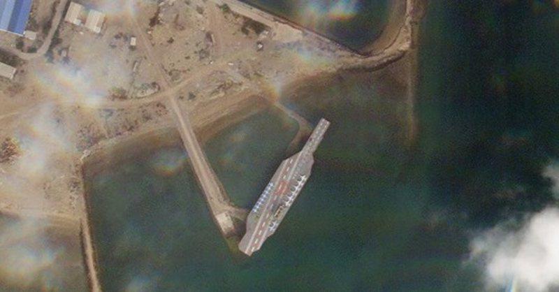 Irani rinis bombardimet stërvitore të aeroplanmbajtëseve imituese