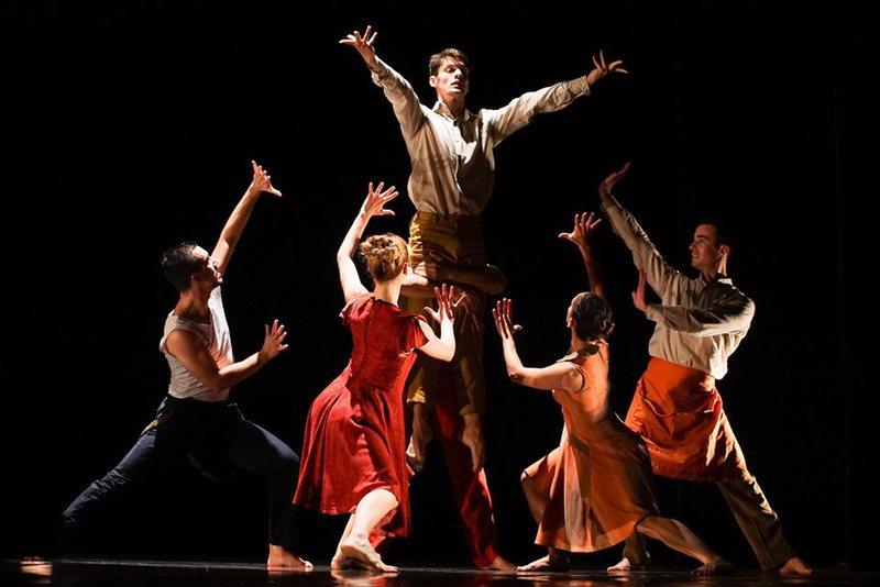 """""""Monger"""" te """"ArTurbina"""", shfaqja e parë e baletit"""