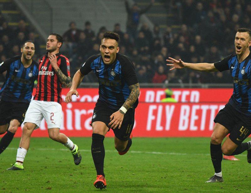 """Derbi i """"Madoninës"""", Interi drejt një rekordi të ri,"""