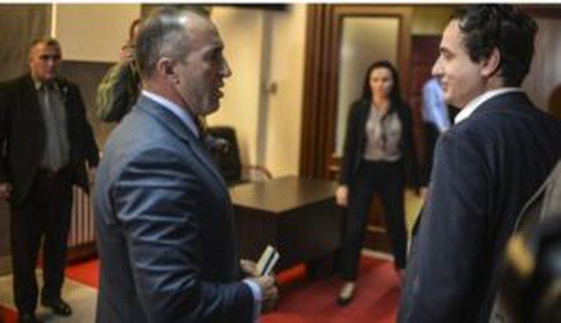 Ramush Haradinaj, thirrje Albin Kurtit që të mos