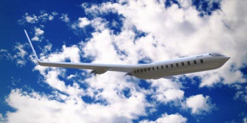 Fin dhe elegant, avioni i së ardhmes do t'i bjerë kryq e