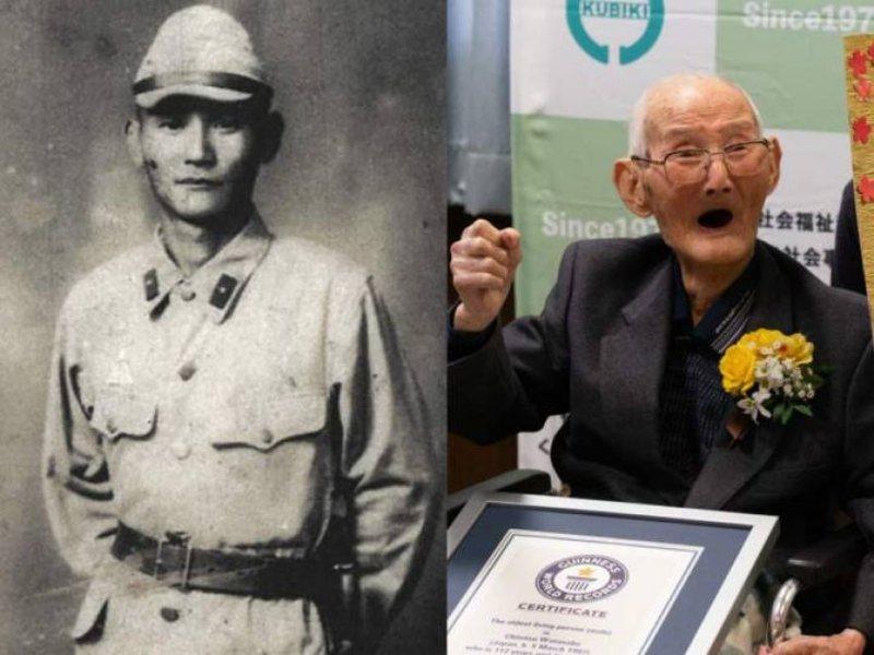 Njeriu më i moshuar në botë tregon sekretin e