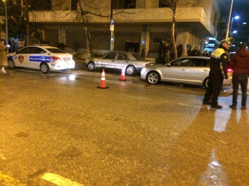 Plas arma në Prishtinë, dy persona plagosen rëndë (Detaje)