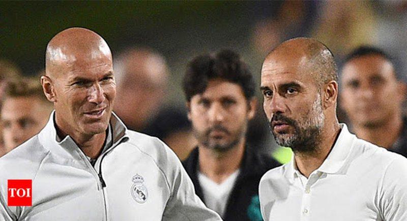 Guardiola i trembet Zidanit: Nëse nuk eliminoj Realin do të shkarkohem