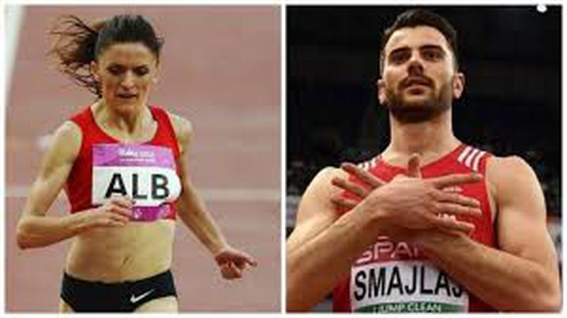 Shqipëria shkëlqen në atletikë, dy kampionë Ballkani