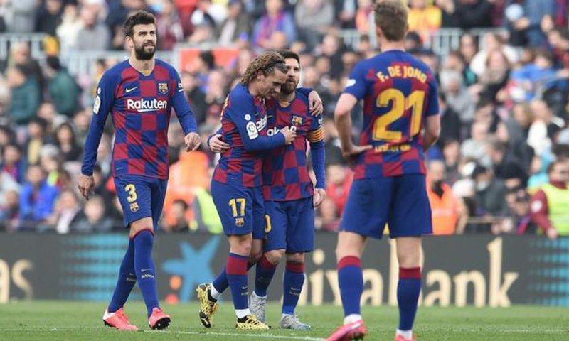 Barcelona bën detyrën ndaj Getafes, Manaj ndjek triumfin nga stoli