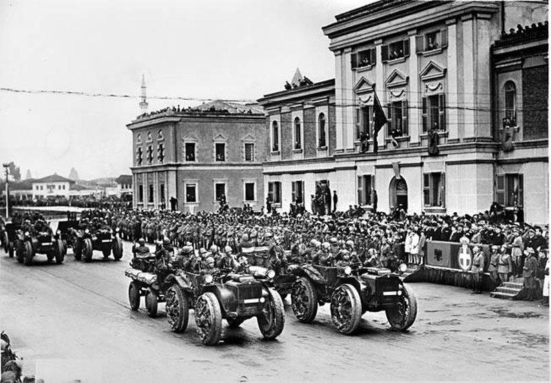 Arkiva e Romës, ja si italianët pushtuan Shqipërinë dhe