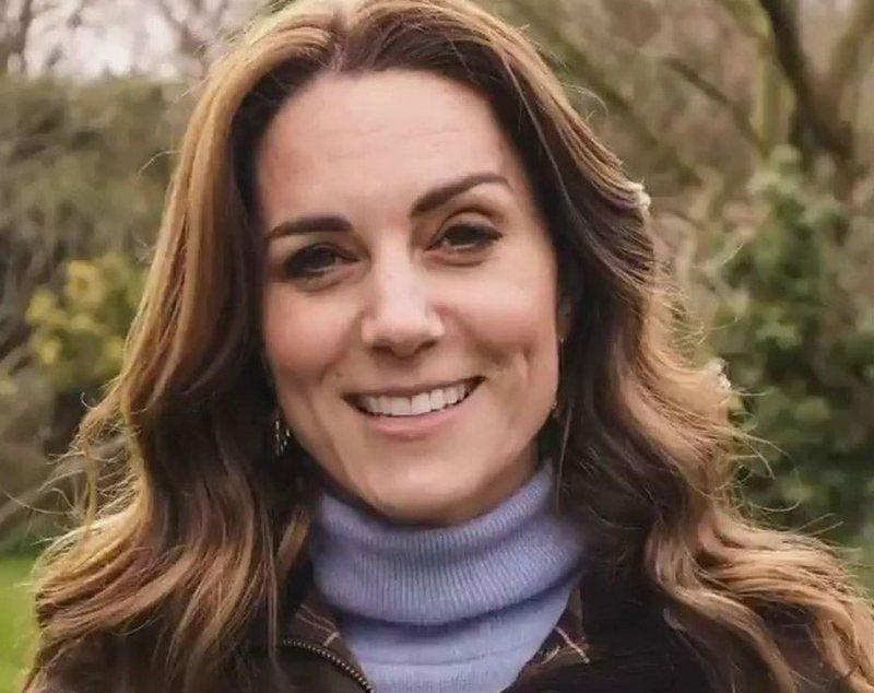 Kate Middleton si kurrë më parë, tregon një anë që