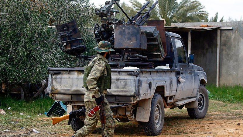 Libia, të gjithë kërkojnë respektimin e embargos së