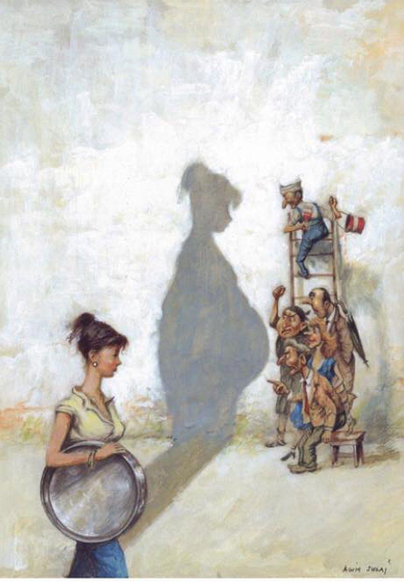 """Bienalja ballkanike e humorit dhe karikaturës """"Niko Nikolla"""","""