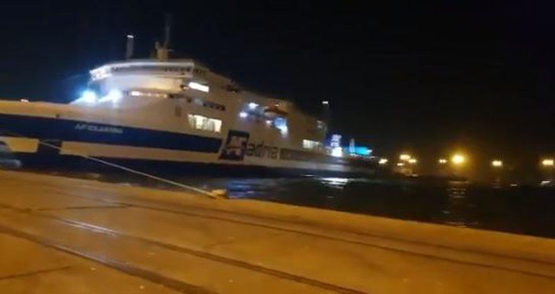 'Fërkimi' i dy trageteve në Portin e Durrësit, reagon