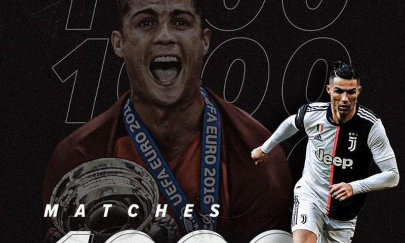 Ronaldo bën 1000 ndeshje si profesionist: Më gëzon prania e Juves