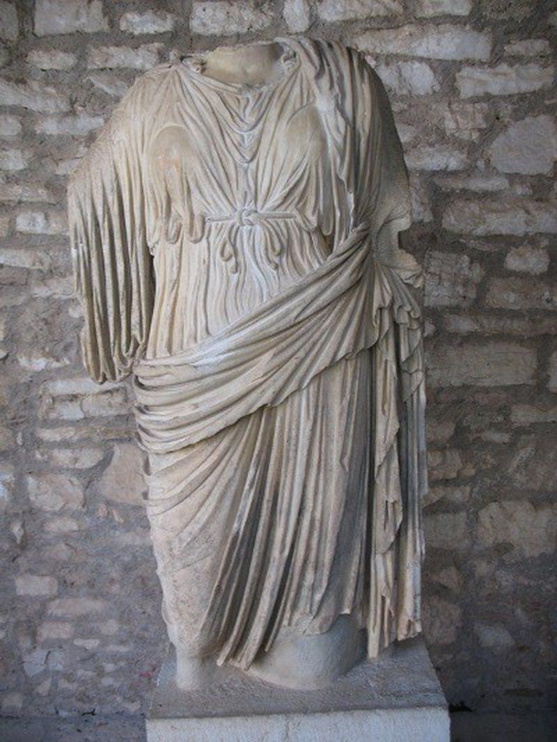 Muzeu në Butrint, i pasur me materiale arkeologjike