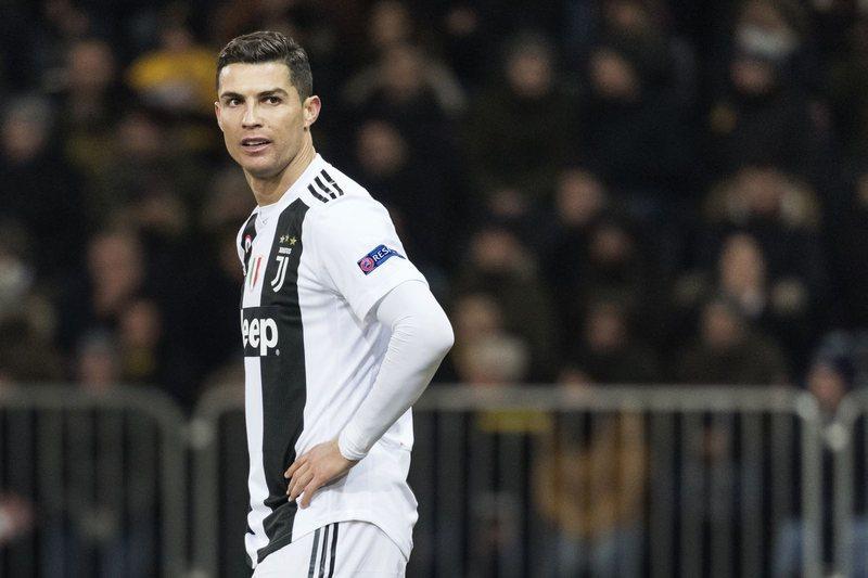 Pasi mori përgjigjen e testit për koronavirusin, Cristiano Ronaldo