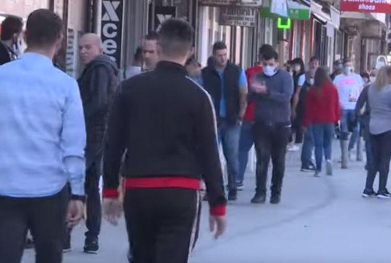 Shtohen rastet me të prekur në Maqedoninë e Veriut, merren masa