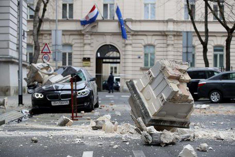 Kroacia bën bilancin e tërmeteve të njëpasnjëshëm,