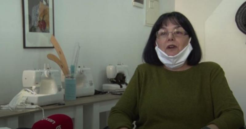 Situata rëndë e krijuar nga koronavirusi, rrobaqepësja shqiptare
