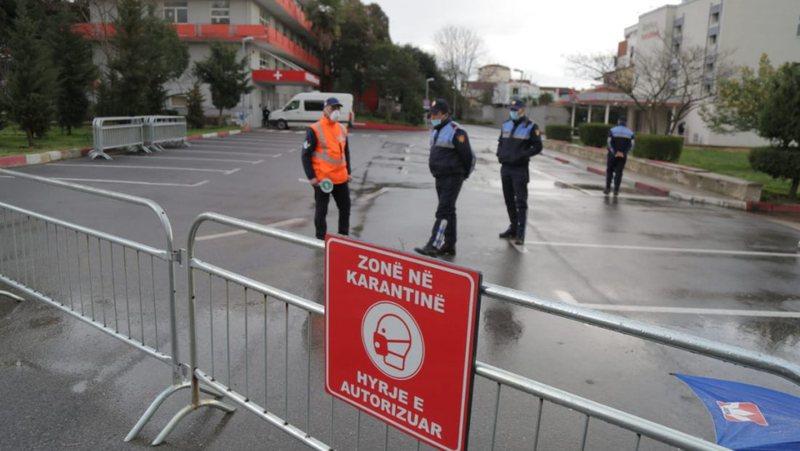 Numrat e të infektuarve në Shqipëri po rriten me shpejtësi!