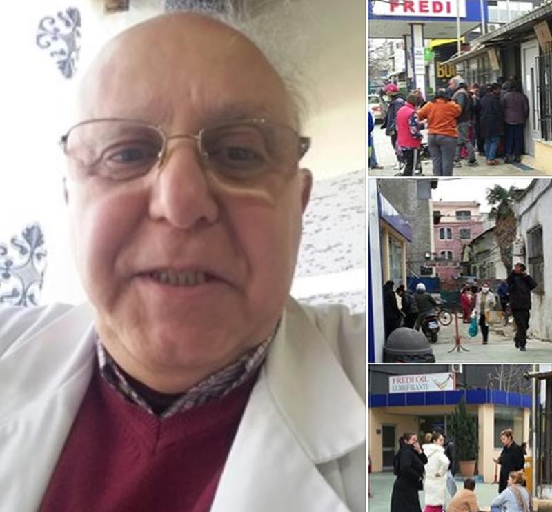 Viktima e 6-të nga koronavirusi, mjeku Kalo shpërthen me apel të