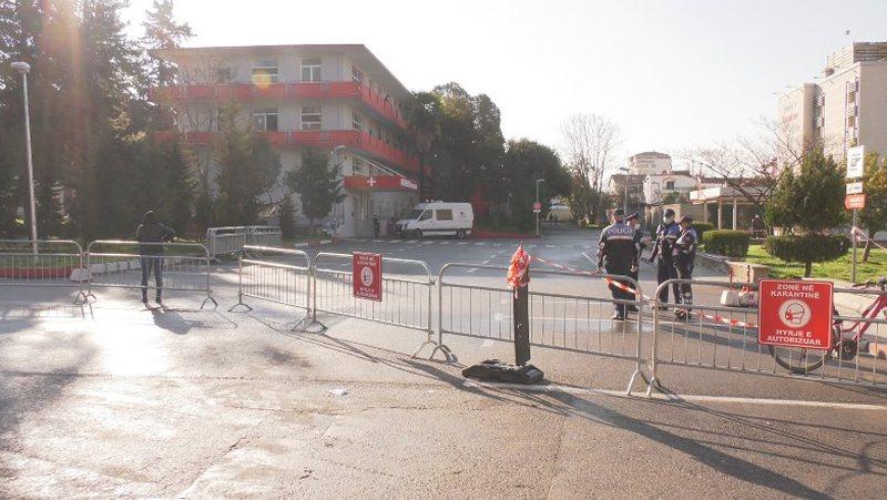 Radiologu i Spitalit Infektiv 'qetëson' shqiptarët