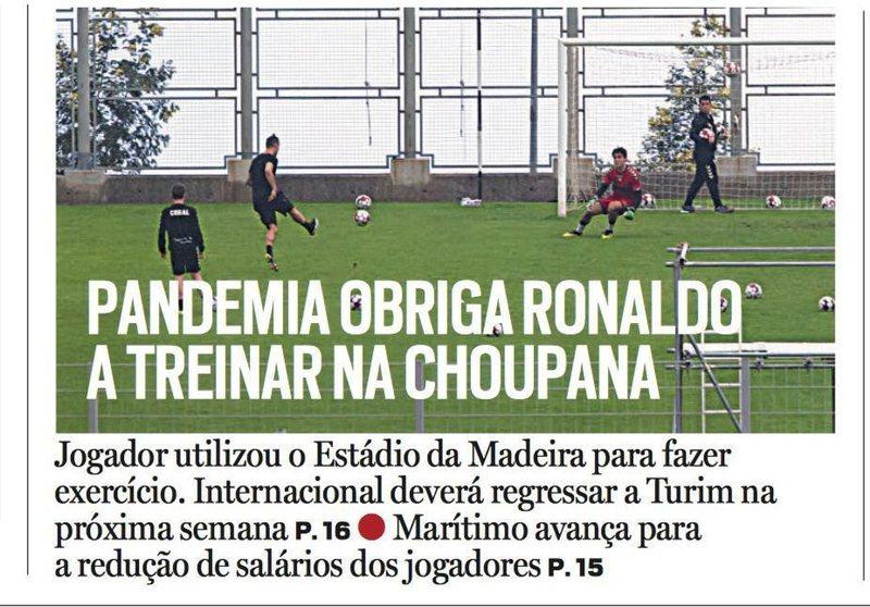 Koronavirusi nuk e ndalon Ronaldon! Stadiumi në Portugali hap dyert që