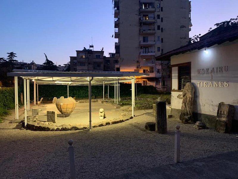 Mozaiku i Tiranës, pjesë integrale e peizazhit urbanistik të
