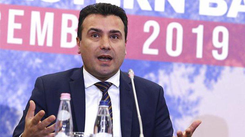 Rikthehet debati i zgjedhjeve në Maqedoninë e Veriut, Zoran Zaev