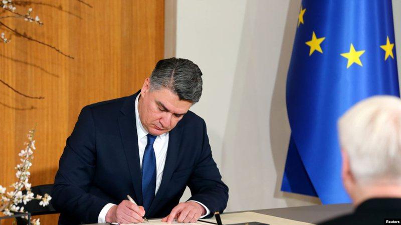 Shpërndahet Parlamenti në Kroaci, shpallet data e zgjedhjeve të